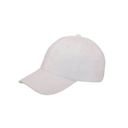 TopHeadwear Low Profile Pinstriped Cotton Washed