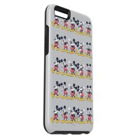 OtterBox Symmetry Series Mickey's 90th Case for iPhone 6 Plus/6s Plus, Mickey Line