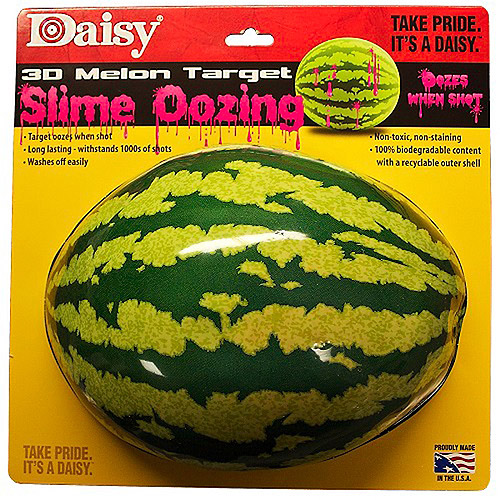 Click here to buy Daisy Oozing Melon Target by Daisy.