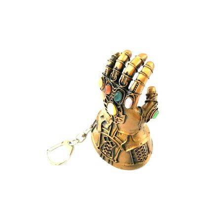Thanos Key Ring Marvel Avengers Infinity War Comics](Avengers Rings)