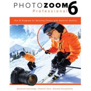 WD Encore 8132702 PhotoZoom Pro 6 for Mac (Email Delivery)
