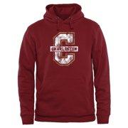 Charleston Cougars Classic Primary Pullover Hoodie - Garnet