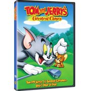 Tom And Jerry's Greatest Chases by TIME WARNER