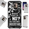 Compatible Samsung Galaxy J2 Core (2018)   J2 Pro (2018) Case Hybrid TPU Fusion Phone Cover (Do You Not Understand) Hybrid Case Information:Brand new 2-layer hard plastic case combined with flexible rubber TPU inner cover.• Hybrid case is a molded perfect-fit to your phone.• Double the protection both front and back hard cover.• Protects your phone against any scratch, bump, finger marks, and dirt.• High quality TPU that is resistant to shock and has a great grip.• Custom cutout design, giving you total access to all functions and buttons without removing your phone from case.• Designed in US with superior quality.Phone NOT included.