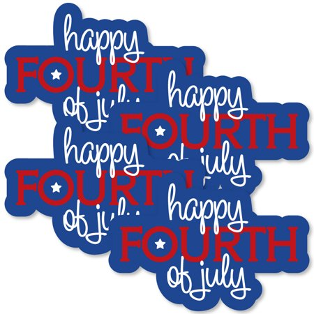 4th Of July Yard Decorations (4th of July - Decorations DIY Independence Day Party Essentials - Set of)
