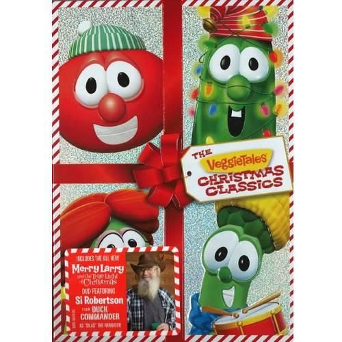 VeggieTales: The VeggieTales Christmas Classics / Merry Larry And The True Light Of Christmas