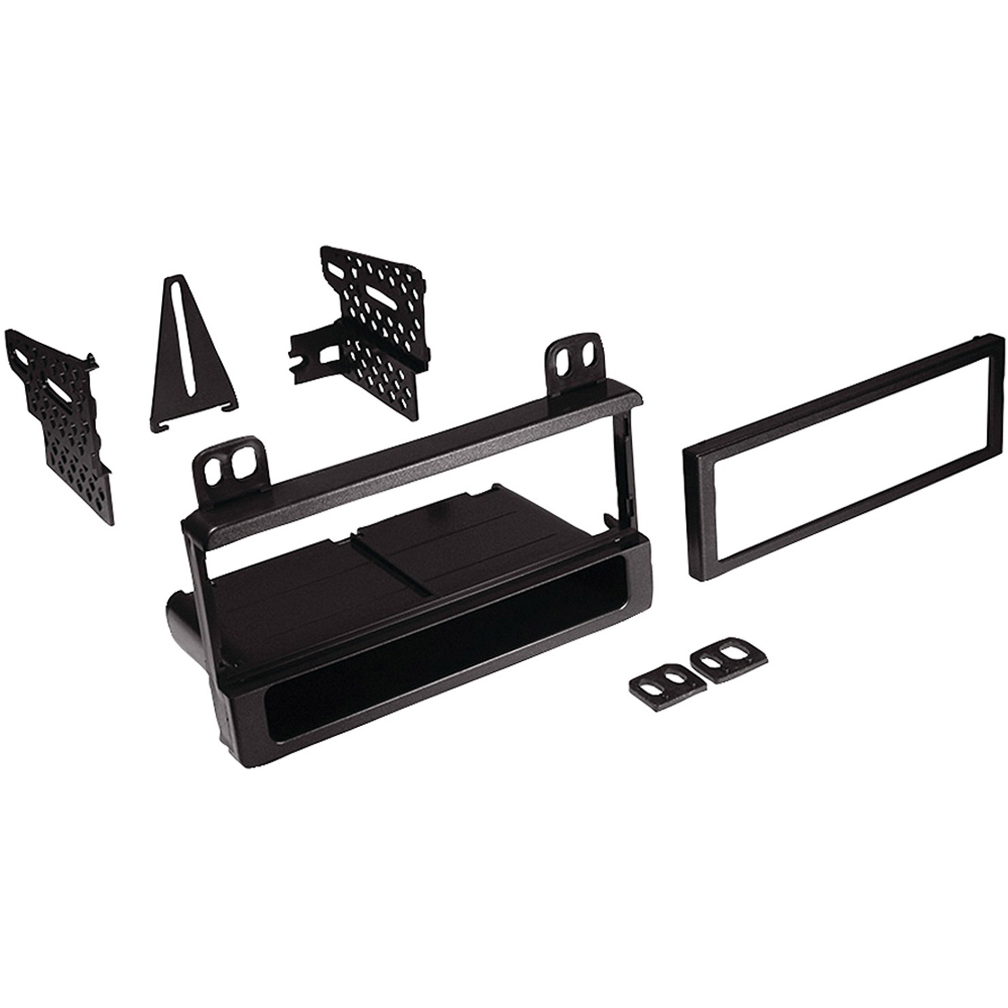 Best Kits BKFMK550 In-Dash Installation Kit (Ford Focus 2000-2004/Mercury Cougar 1999-2000 with Pocket Single-DIN)