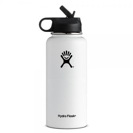 5333348928 Hydro Flask Vacuum Insulated Stainless Steel Water Bottle Wide Mouth ...