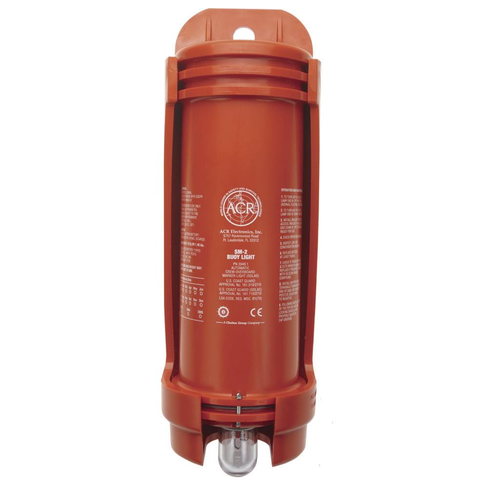 ACR Electronics SM-2 COB Marker Light, Strobe USCG/SOLAS-LSA, Code/UL-1196