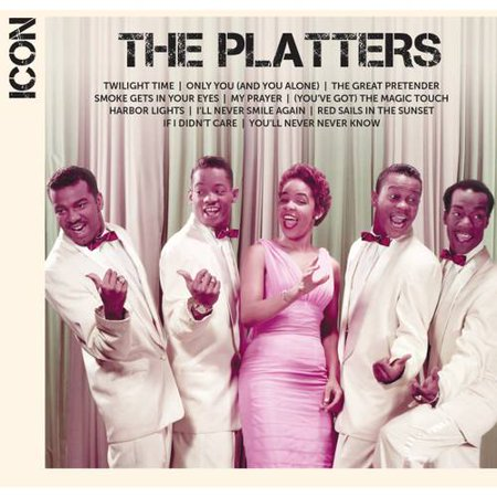 The Platters - Icon Series: The Platters (CD)