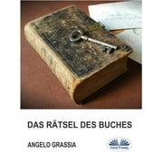 Das Rtsel Des Buches - eBook