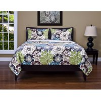 SIScovers Blooming Bulb Harvest 3-piece Comforter Set