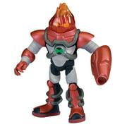 Ben 10 Omni-Kix Armor Heatblast Basic Figure