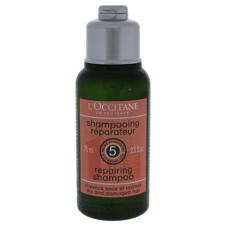 L\'Occitane - LOccitane Aromachologie Repairing Shampoo - 2.5 oz ...