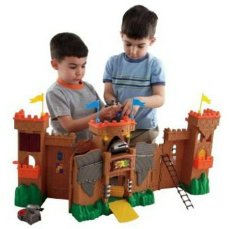 Imaginext Eagle Talon Castle Play