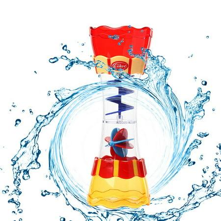Submarine Spray Station Bath Kids Toy Hand Shower Operated Water Pump Shower (Outdoor Shower Station)