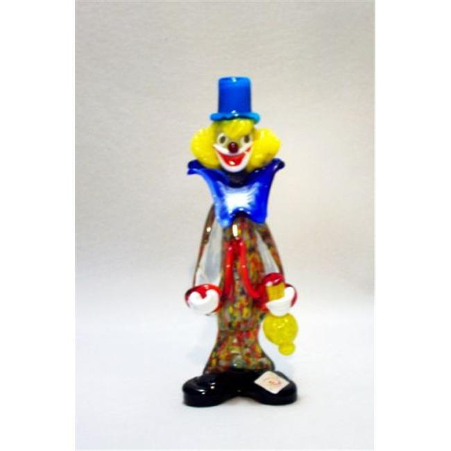 Belco FP-04B 9; Murano Glass Clown