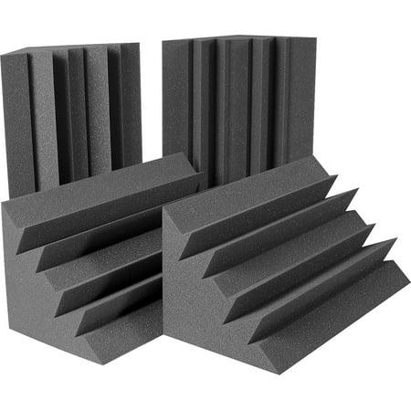 Auralex Acoustics - Acoustic Bass Traps LENRD - Low Frequency Sound Control 4 Pack Auralex Lenrd Bass Traps
