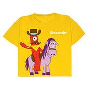 Personalized Yo Gabba Gabba! Muno Cowboy Boys' T-Shirt