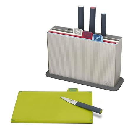 Joseph Joseph Index with Knives Chopping Board Set -