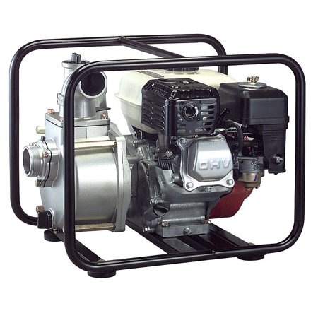 Dayton 3 5 Hp Aluminum 118Cc Engine Driven Semi Trash Pump  2 11 Qt  Tank Capacity   11G234