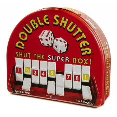 Blue Orange™ Double Shutter Game