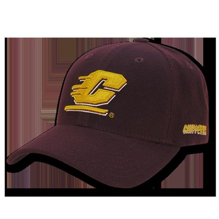 W Republic Apparel 1004-114-MAR CMU Structured Acrylic Cap, Maroon - image 1 of 1