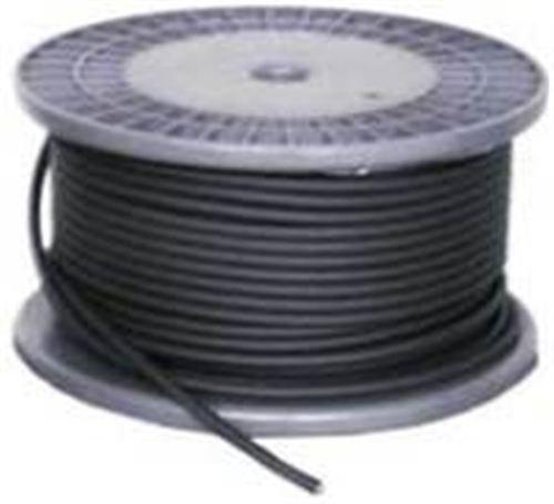 Hosa Technology 2C 24G Microphone Cable 1000' Spool Black (Each) by Hosa Technology