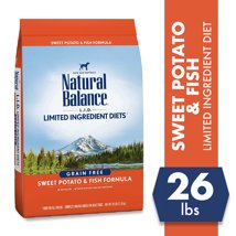 Natural Balance Limited Ingredient Diets Grain Free