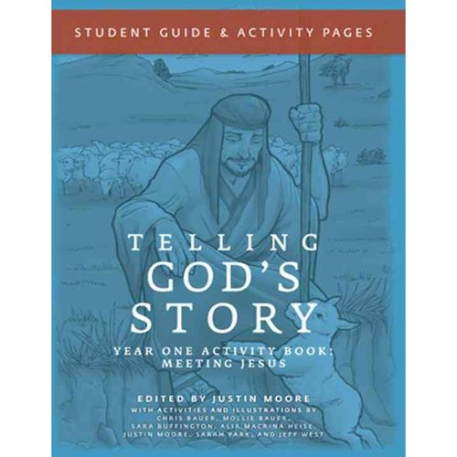 Telling God's Story: Year One Activity Book: Meeting Jesus