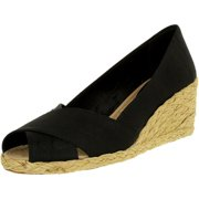 Polo Ralph Lauren Women's Cecilia II Shantung Ankle-High Synthetic Sandal