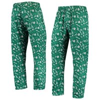 New York Jets Retro Repeat Logo Pants - Green