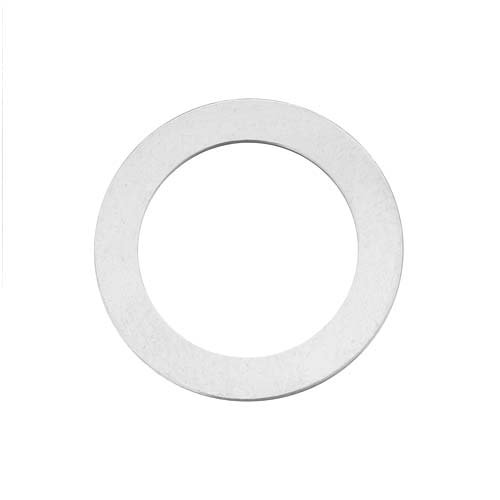 Sterling Silver Stamping Blank Open Circle Stamping 22.5MM (1)