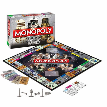 Monopoly: Dr. Who Edition 50th Anniversary Collector