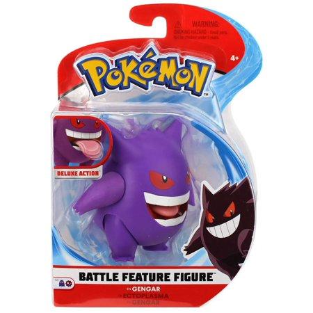 Pokemon Series 2 Battle Feature Figure Gengar Figure ()
