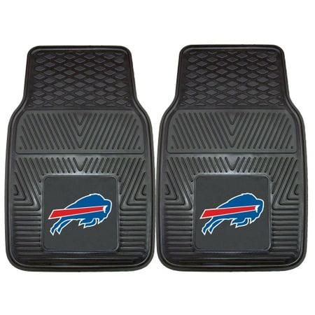 Buffalo Bills 2-pc Vinyl Car Mats 17