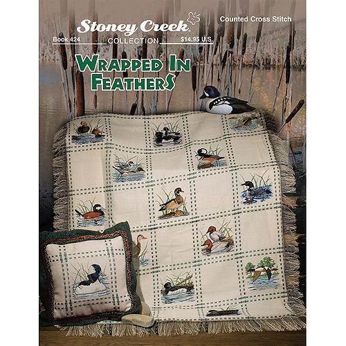 Stoney Creek Wrapped in Feathers Book Multi-Colored