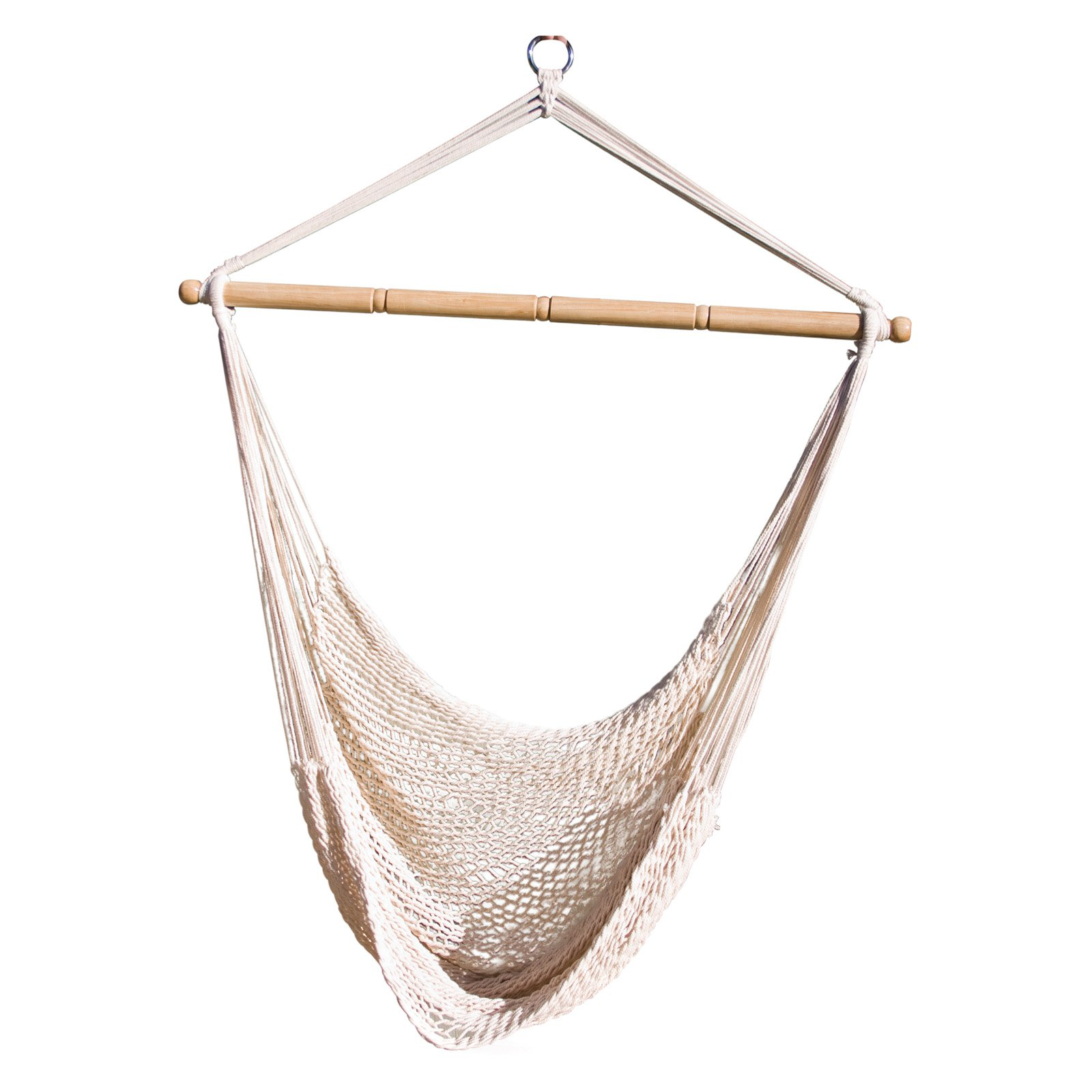 hanging oakweave rainbow hammock d chair