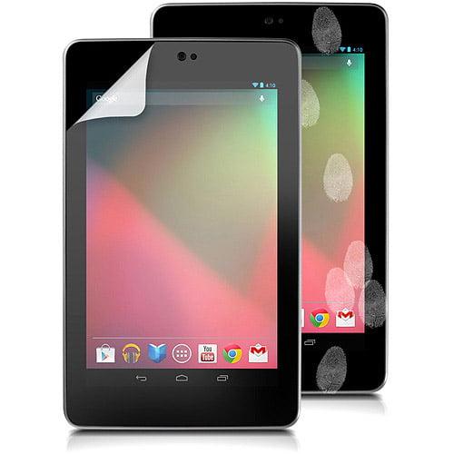 Hipstreet Anti-Fingerprint Screen Protector for Asus Google Nexus 7 Tablet PC
