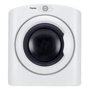 Panda 2.6 cu.ft. White Compact Portable Electric Laundry Dryer, 8.8 lbs Capacity, 120-Volt Sensor Dryer