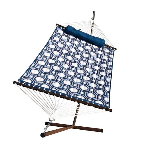 Breakwater Bay Stinson Quilted Hammock with Stand