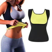 "Spencer Womens Body Shaper Sweat Slimming Vest Waist Trainer Cincher Shapewear for Weight Loss Tank Top ""Size M"""