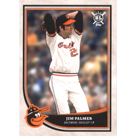2018 Topps Big League #340 Jim Palmer Baltimore Orioles Baseball Card - *GOTBASEBALLCARDS