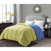 ***DISCONTINUED*** VCNY Home Paradise SUPER SOFT Down Alternative Reversible Comforter, Wrinkle Resistant, Hypoallergenic