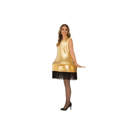 Womens Lamp Dress Costume
