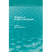 Progress in Political Geography (Routledge Revivals) - eBook