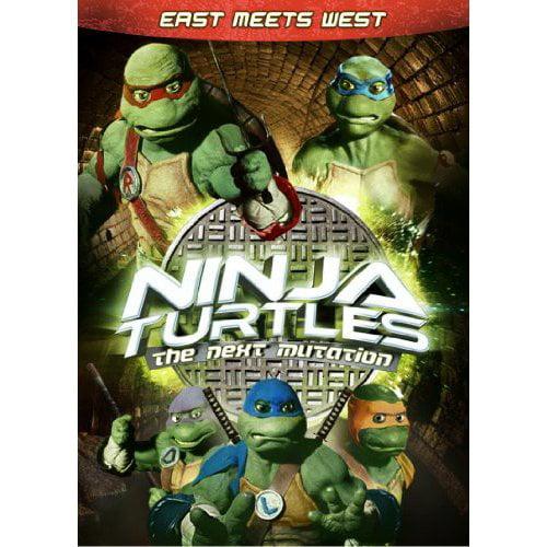 Teenage Mutant Ninja Turtles: The Next Mutation - East Meets West