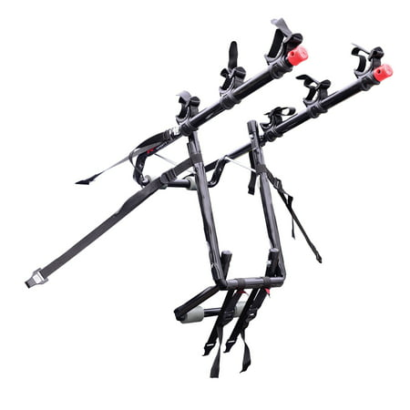 Allen Sports Deluxe 3-Bike Trunk Rack