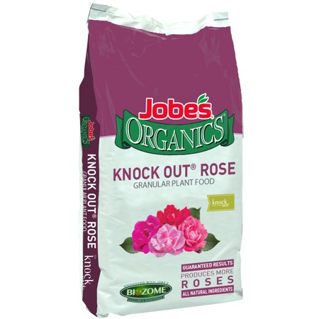 Jobe's Organics 16lbs. Granular Knock Out Rose Plant