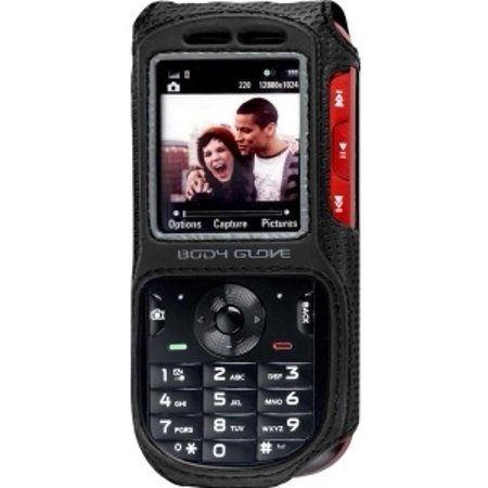 Body Glove Fitted Snap Case for Motorola VE440 (Black)